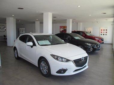 Foto: As vendas de automóbiles en Galicia aumentan un 7,5% en agosto (MAZDA)