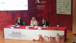 Foto: Alierta dice que Telefónica ya no quiere permanecer en Telecom Italia (EUROPA PRESS)