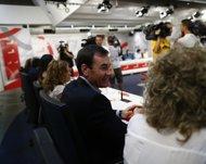 Tomás Gómez en la Ejecutiva del PSOE
