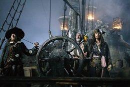 Foto: El Gobiernu australianu va donar 20 millones de dólares a Pirates del Caribe 5 por que se ruede nel so territoriu (DISNEY)