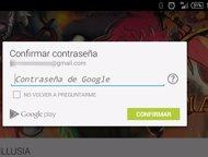 Google Play pedirá contraseña para comprar cualquier contenido