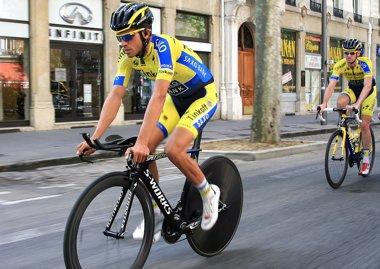 """Foto: Contador: """"Estoy en condiciones de decir que voy a intentar ganar La Vuelta"""" (TINKOFF-SAXO)"""