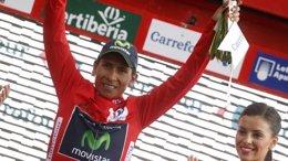"""Foto: Quintana: """"Contador va mucho mejor de lo que creíamos"""" (MOVISTAR TEAM)"""