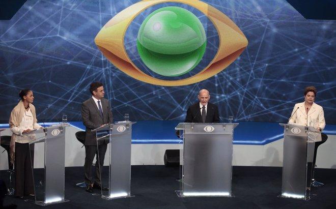 Foto: Las contradicciones de Silva, protagonistas en el segundo debate presidencial (PAULO WHITAKER / REUTERS)
