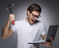 Reparación portátil