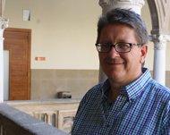 El investigador Gabriel Beltrán