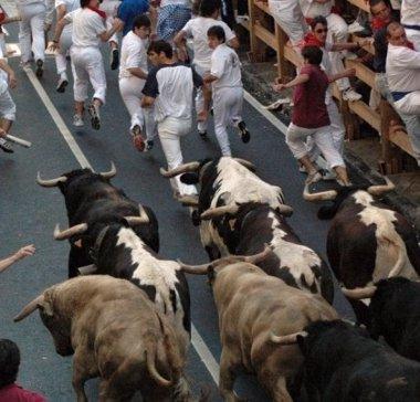 Foto: Ampuero celebrará su tradicionales encierros del sábado al lunes (TURISMO DE CANTABRIA)