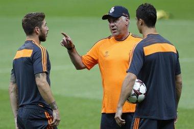 """Foto: Ramos: """"Pertenecemos a un club y tenemos que regirnos a unas leyes"""" (REUTERS)"""
