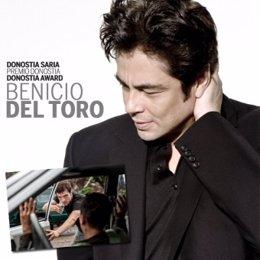 Foto: Benicio del Torok Donostia Saria jasoko du 62. Donostia Zinemaldian (DONOSTIA ZINEMALDIA)