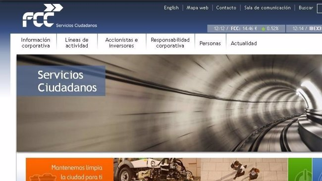 Foto: FCC implanta los servicios de SAP para homogeneizar la información de sus áreas de negocio (FCC)