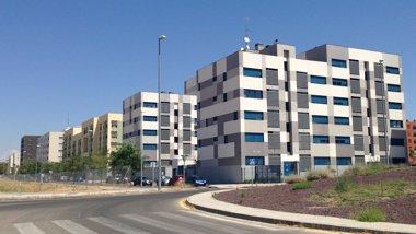 Foto: Economía/Vivienda.- El 'stock' de pisos nuevos sumaba unas 583.000 unidades en 2012, el mismo volumen que en 2008 (EUROPA PRESS)