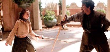 Foto: Star Wars VII ficha al espadachín de Juego de tronos (HBO)