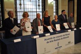 """Foto: El Museo de Arte Realista de Albacete, """"antes de que termine el 2015"""" (EUROPA PRESS/AYUNTAMIENTO)"""