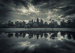 Foto: El Parlamento acoge la exposición '300 días fotografiando el sudeste asiático', de Sergio Díaz (CEDIDA)