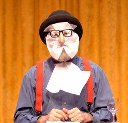 Foto: El MIM aixeca el teló amb Avner Eisinberg 'The eccentric', el millor clown dels EUA (MIM)