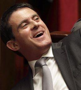 Foto: Valls supera la moción de confianza en el Parlamento francés (PHILIPPE WOJAZER / REUTERS)