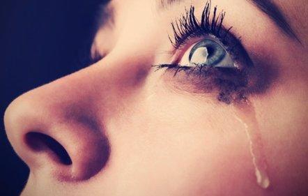 Foto: Anatomía de una lágrima (GETTY/CHEPKO)