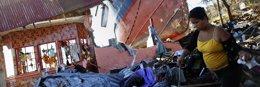 Foto: Los desastres naturales dejaron 22 millones de desplazados en 2013, casi el triple que los conflictos (DAMIR SAGOLJ / REUTERS)