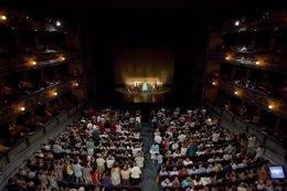 Foto: El Teatros Cervantes y el Echegaray reúnen a más de 200.000 espectadores en 516 funciones (EUROPA PRESS/TEATRO CERVANTES)