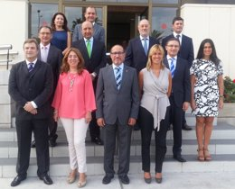Foto: Doce delegados del Gobierno asisten al Día de Melilla (EUROPA PRESS/DELEGACIÓNGOBIERNOMELILLA)