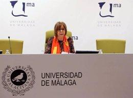 """Foto: De la Calle espera que el nuevo curso empiece con """"normalidad"""" y se marca como objetivo impulsar el mecenazgo (EUROPA PRESS/UMA)"""