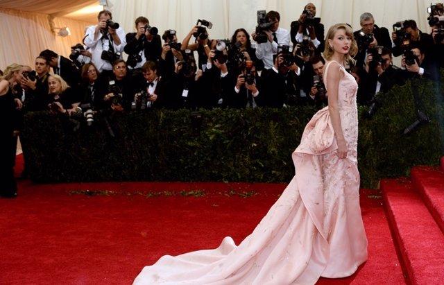 Foto: Taylor Swift, la más elegante del mundo según People (DIMITRIOS KAMBOURIS)