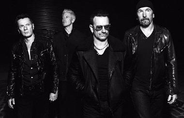 """Foto: U2 y Apple trabajan en un proyecto que """"puede salvar la industria musical"""" (U2.COM)"""
