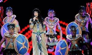 """Foto: Cher, demandada por racista: """"Demasiados negros en el escenario"""" (GETTY)"""