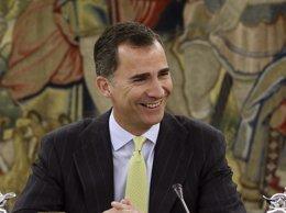 Foto: El Rey iniciará en octubre audiencias con los presidentes autonómicos (POOL)