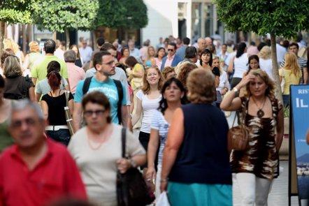 Foto: La población mundial alcanzará los 11.000 millones en el año 2100 (EUROPA PRESS)
