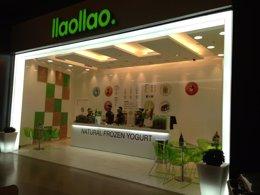 Foto: Economía/Empresas.- Llaollao desembarca en Eslovenia con su primer establecimiento (LLAOLLAO)