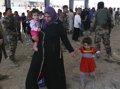 Foto: Casi mil desplazados kurdos tratan de cruzar a Turquía (STRINGER IRAQ / REUTERS)