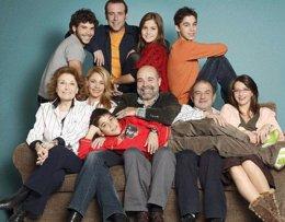 Foto: Los Serrano ya tienen adaptación americana en Fox (GLOBOMEDIA)