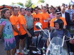 Foto: Toledo se vuelca con la carrera benéfica 'Corre X Román' (EUROPA PRESS/AY TOLEDO)
