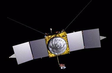 Foto: La sonda Maven de la NASA logra entrar con éxito en la órbita de Marte (NASA)