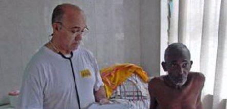 Foto: El misionero español infectado con el ébola está grave (ORDEN HOSPITALARIA DE SAN JUAN DE DIOS)