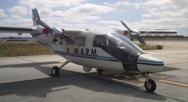 Foto: Incendios.- Los pilotos de aviones de extinción, contentos con la nueva regulación de los trabajos aéreos (MAGRAMA)
