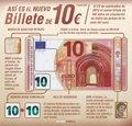 ASI ES EL NUEVO BILLETE DE 10 EUROS
