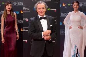 Foto: Los looks que desfilaron en la clausura del 62 Festival de Cine de San Sebastián (RAÚL TERREL )