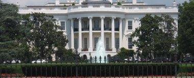 Foto: El hombre que entró en la Casa Blanca recorrió la planta principal de la residencia presidencial (EUROPA PRESS)
