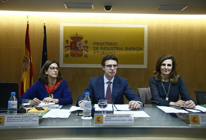Foto: PGE.- El Gobierno eleva un 2,8% el presupuesto para Turismo en 2015, hasta 323,02 millones (EUROPA PRESS)