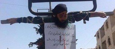 Foto: Estado Islámico ejecuta a dos de sus combatientes y pierde a otros trece en bombardeos de EEUU en Alepo (OBSERVATORIO SIRIO DE DDHH)