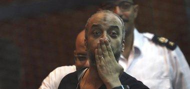 Foto: Condenados a penas de cárcel 68 partidarios de Hermanos Musulmanes en Egipto (REUTERS)
