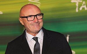"""Foto: Phil Collins: """"No fui alcohólico, pero bebía desde las 11"""" (THOMAS NIEDERMUELLER)"""