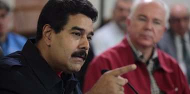 """Foto: Maduro acusa a EEUU de intentar imponer en Venezuela la """"estrategia de división"""" que usa en Siria o Ucrania (REUTERS)"""