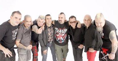 Foto: Ska-P actuarán en Valencia, Zaragoza y Valladolid antes de parar indefinidamente (ROCK N ROCK)
