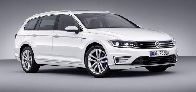 Foto: Volkswagen estrena el nuevo Passat GTE (VOLKSWAGEN)