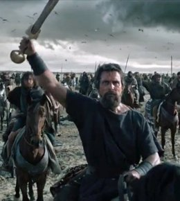 Foto: Christian Bale desata las Siete Plagas en el tráiler de Exodus (FOX)