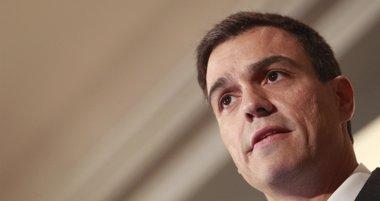 Foto: Pedro Sánchez quiere que los diputados se dediquen en exclusiva a sus tareas (EUROPA PRESS)