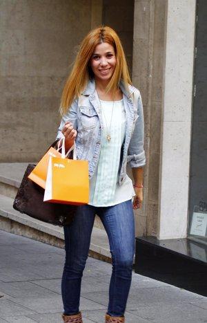 Foto: Natalia de 'OT' pasa una divertida tarde de compras (JRH)